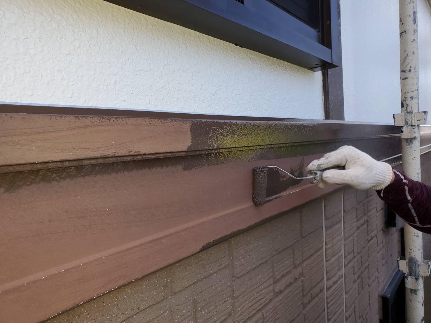 外壁塗装 佐賀 付帯部 木部 塗装