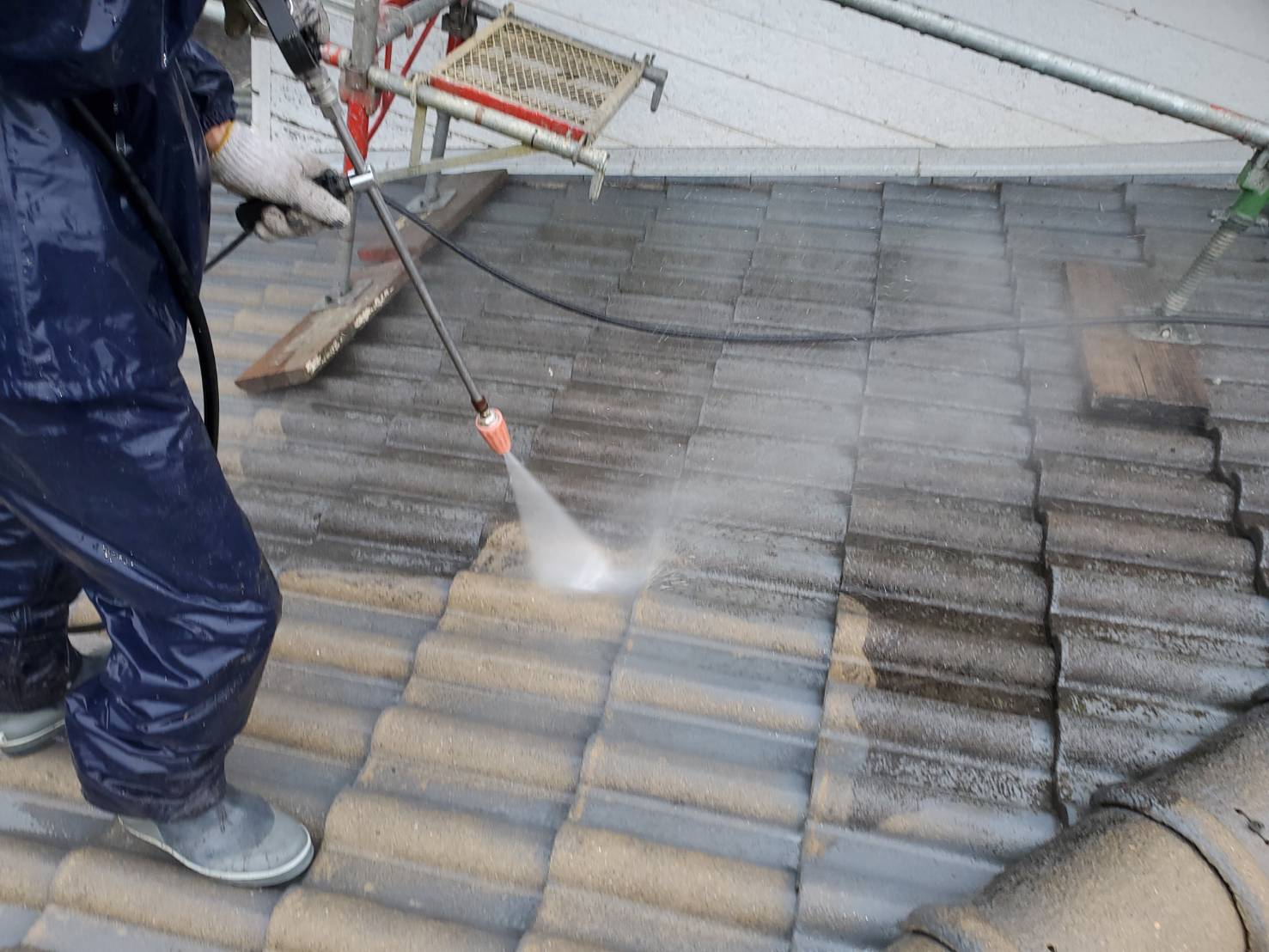 佐賀市 外壁塗装 塗装 ひろし 屋根塗装 高圧洗浄