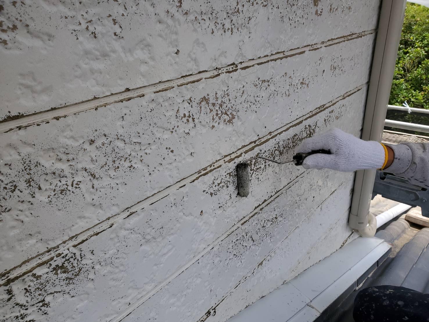 佐賀市 外壁塗装 塗装 ひろし 屋根塗装 ケレン