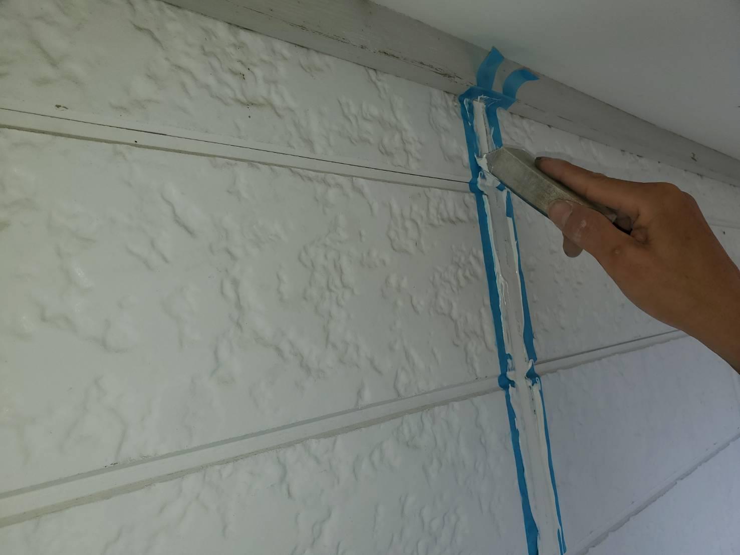 佐賀市 外壁塗装 塗装 ひろし 屋根塗装 コーキング