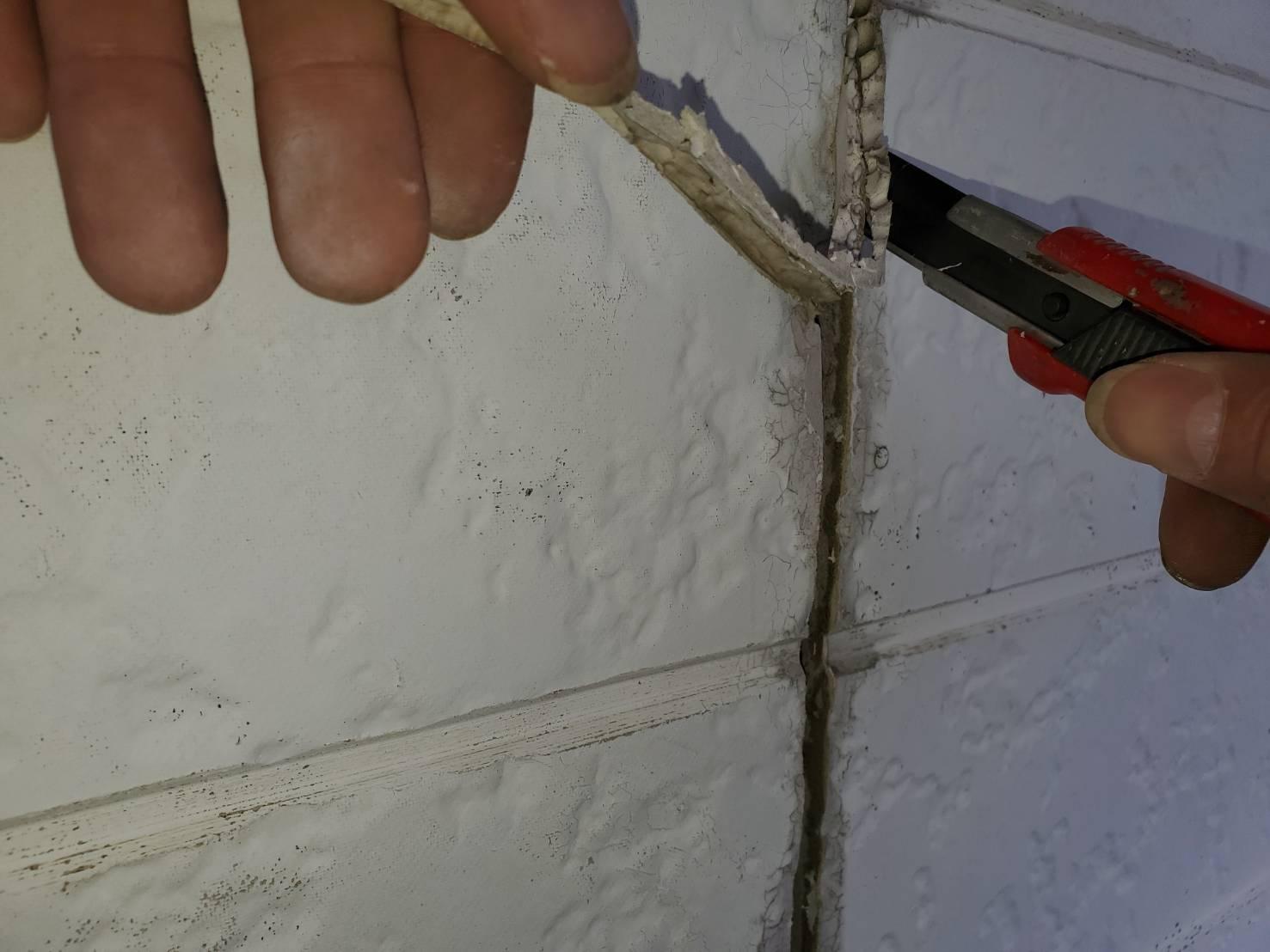 佐賀市 外壁塗装 塗装 ひろし 屋根塗装  コーキング撤去