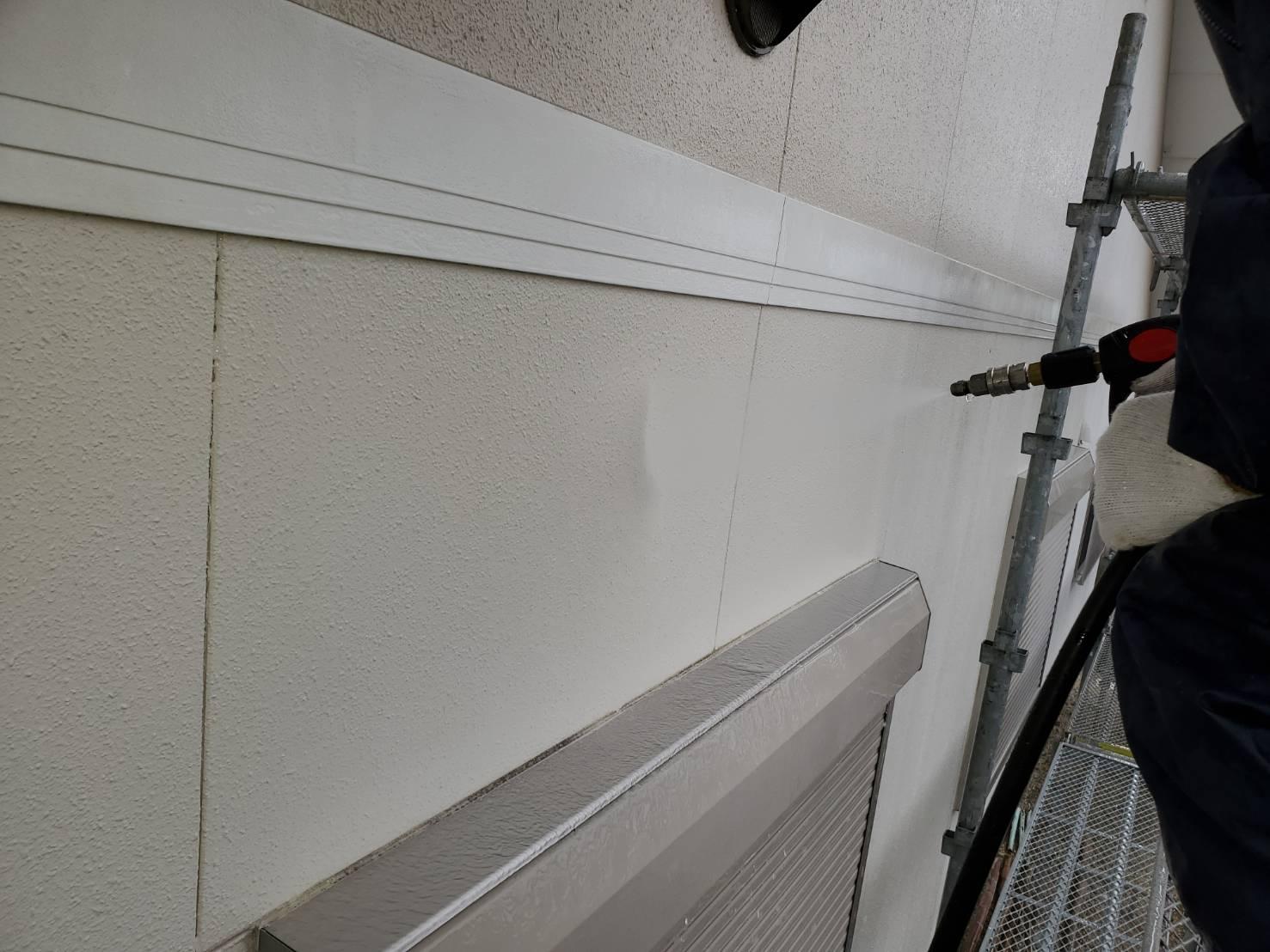 高圧洗浄 サニー建設商事 塗るばい