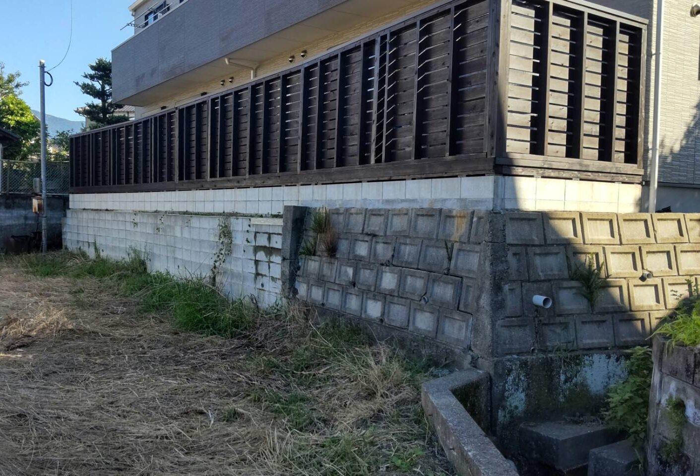 ウッドデッキ 佐賀市 外壁塗装 サニー建設商事