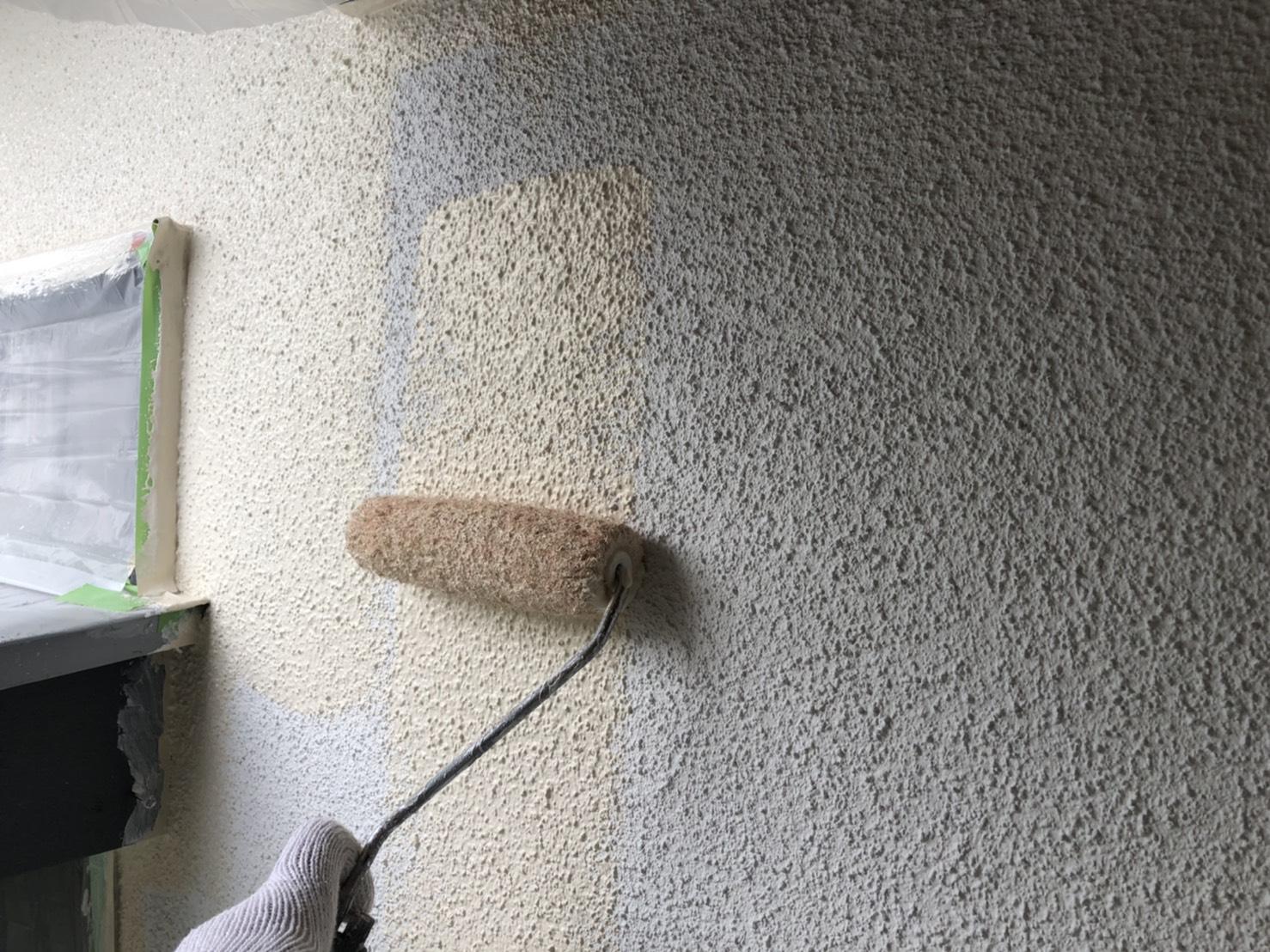 外壁塗装 佐賀 塀 塗装