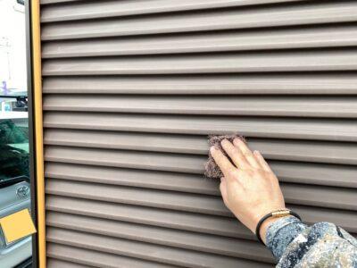 外壁塗装 佐賀 雨戸 ケレン
