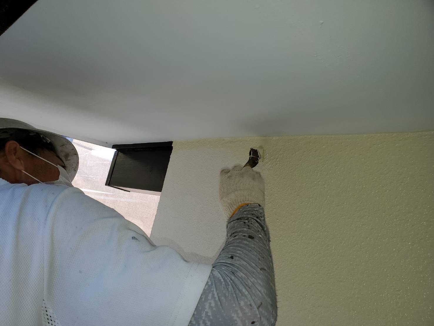 外壁塗装 佐賀 外壁 塗装 下塗り