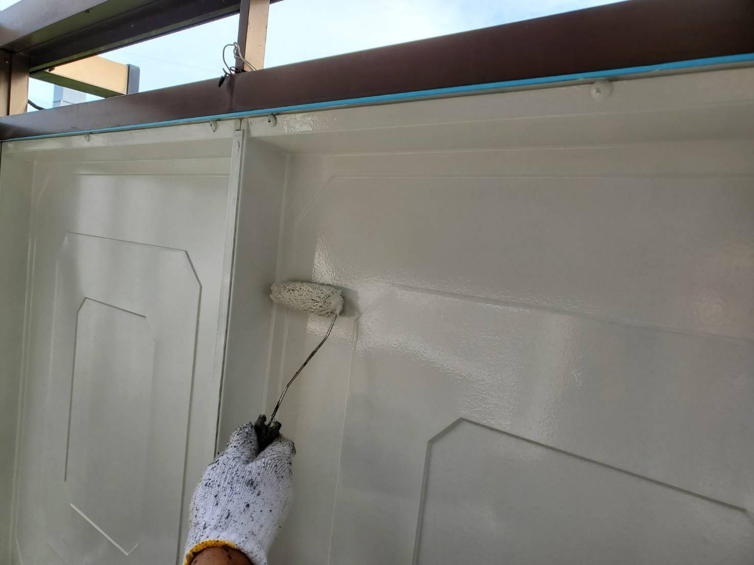 外壁塗装 佐賀 鉄部 塗装