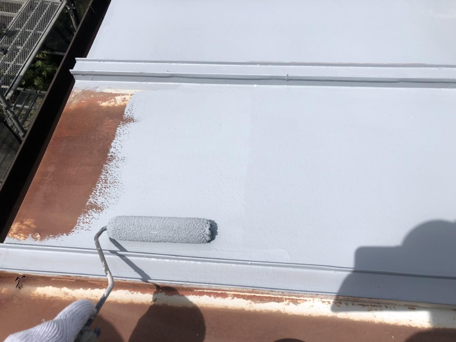 屋根塗装 佐賀 トタン屋根 ガルバリウム