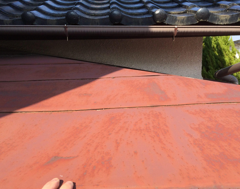外壁塗装 佐賀 屋根 金属