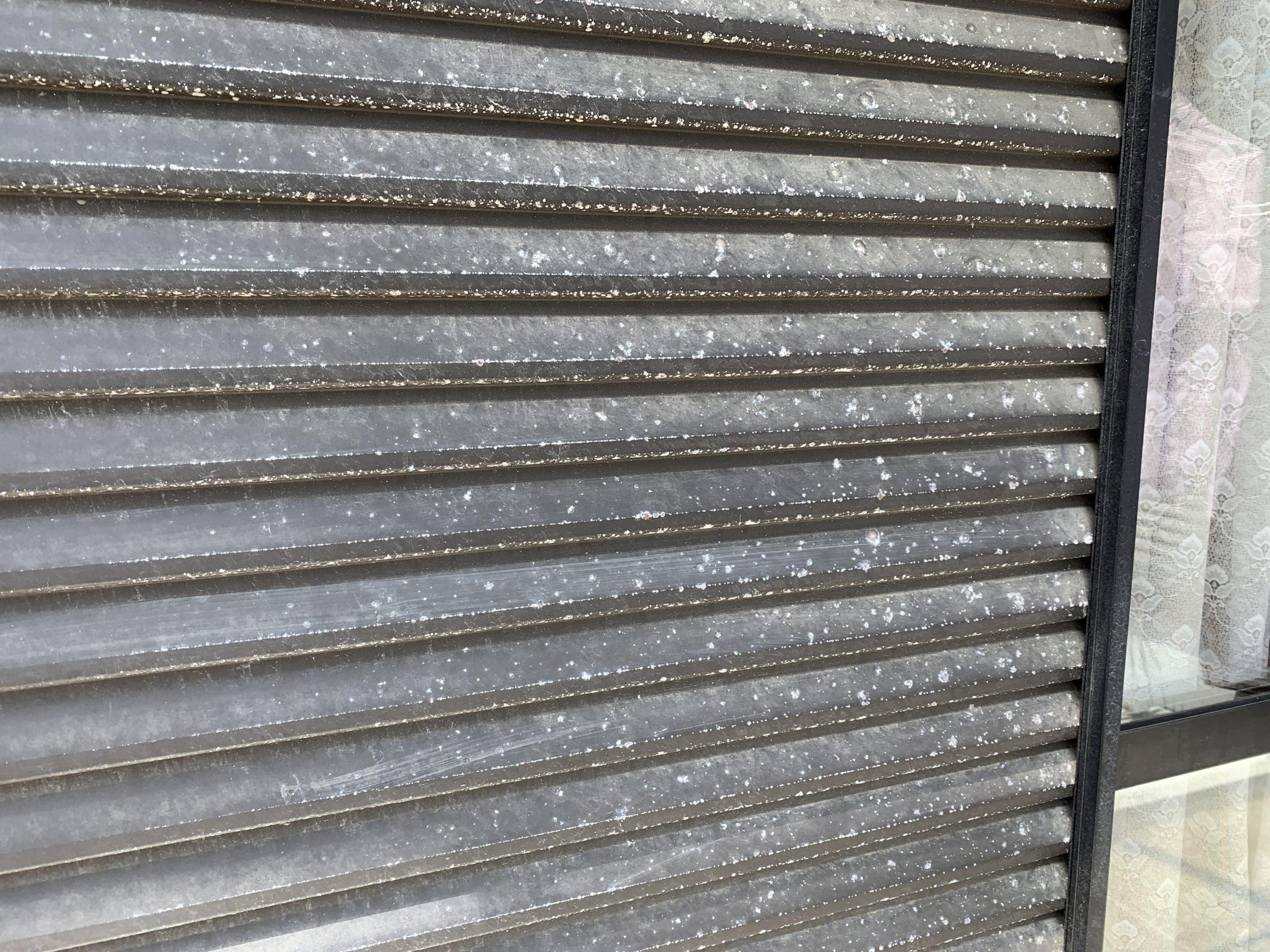 外壁塗装 佐賀 付帯部 雨戸