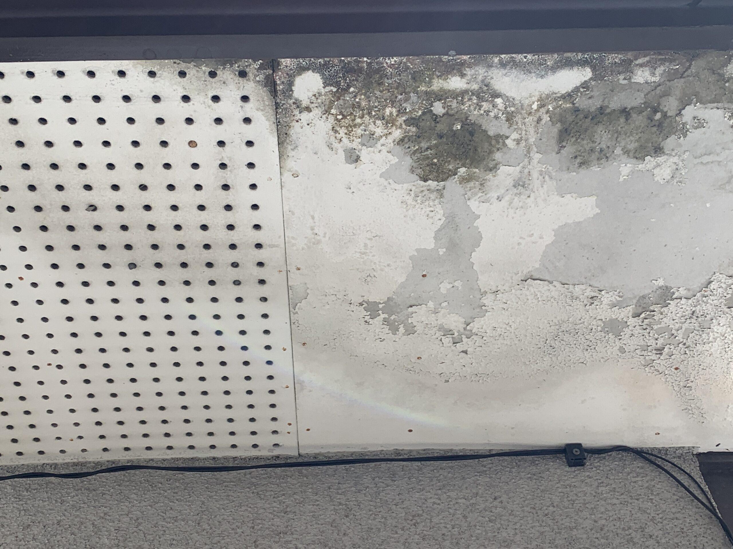 外壁塗装 佐賀 軒天 雨漏り