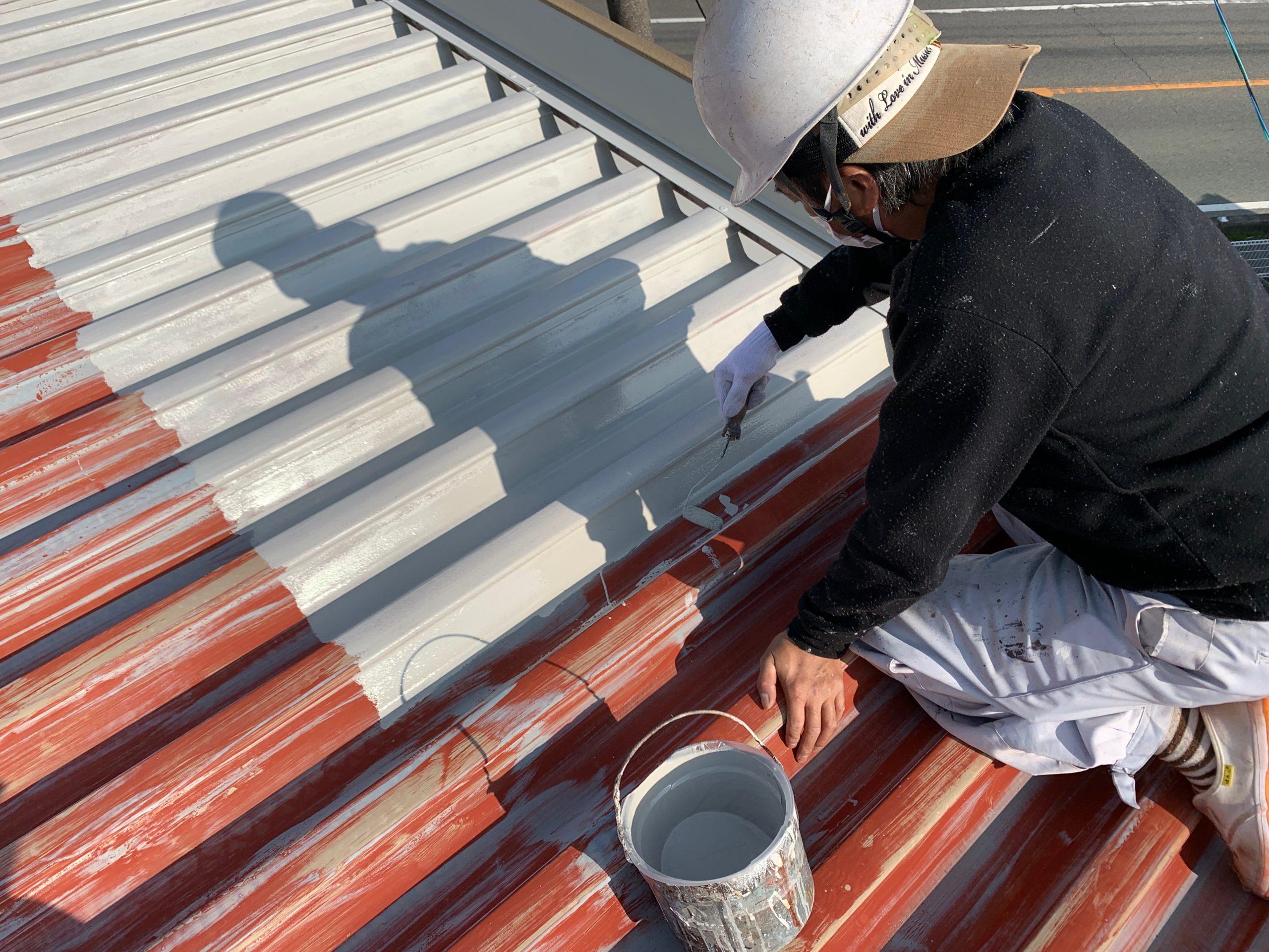 屋根塗装 佐賀 トタン屋根