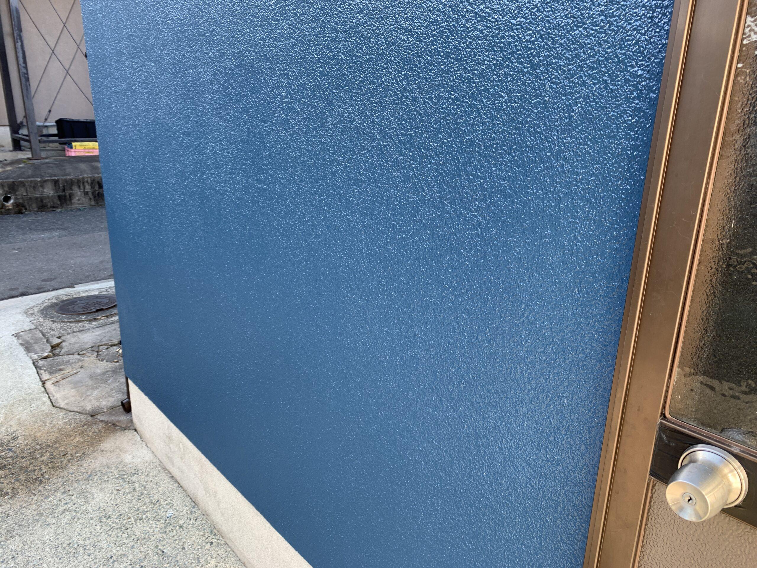 外壁塗装 佐賀 外壁 苔 汚れ