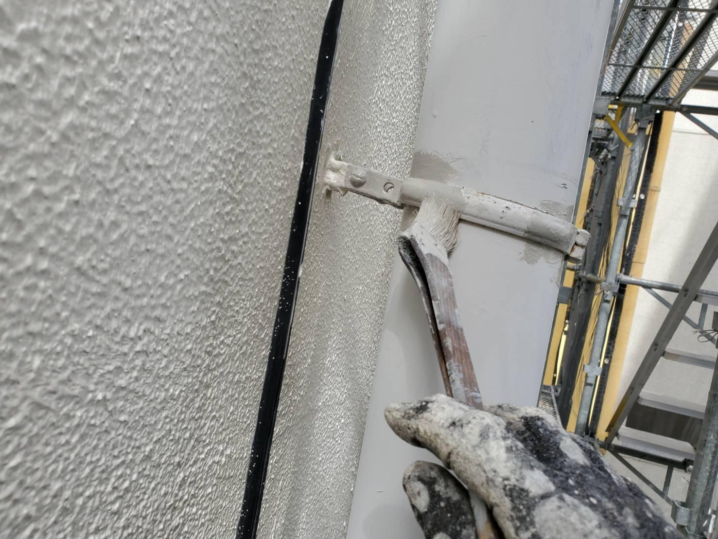 外壁塗装 佐賀 雨樋 金具