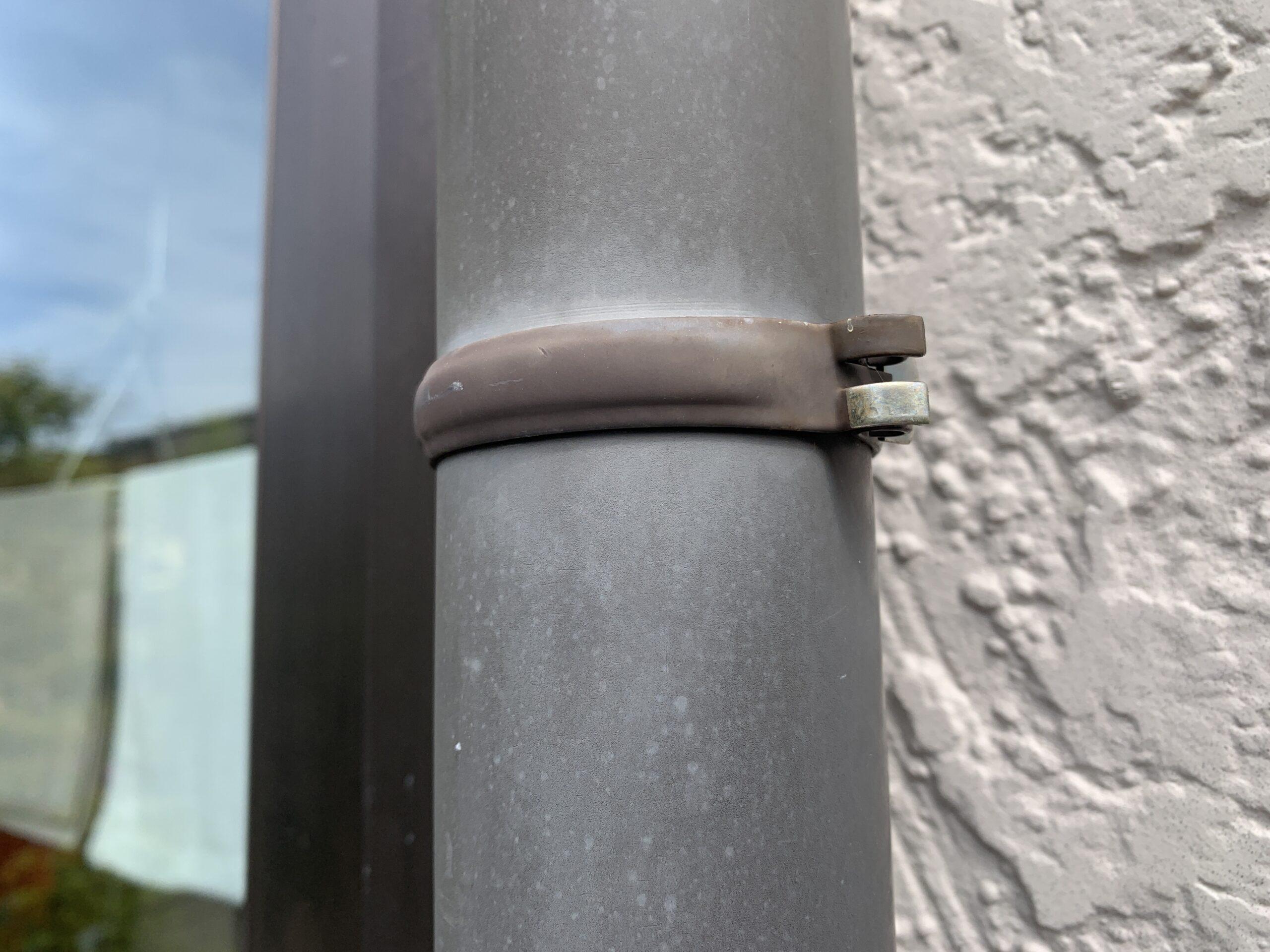 佐賀市 塗るばい サニケン さにけん 外壁塗装 外壁 塗装 施工日記 雨樋