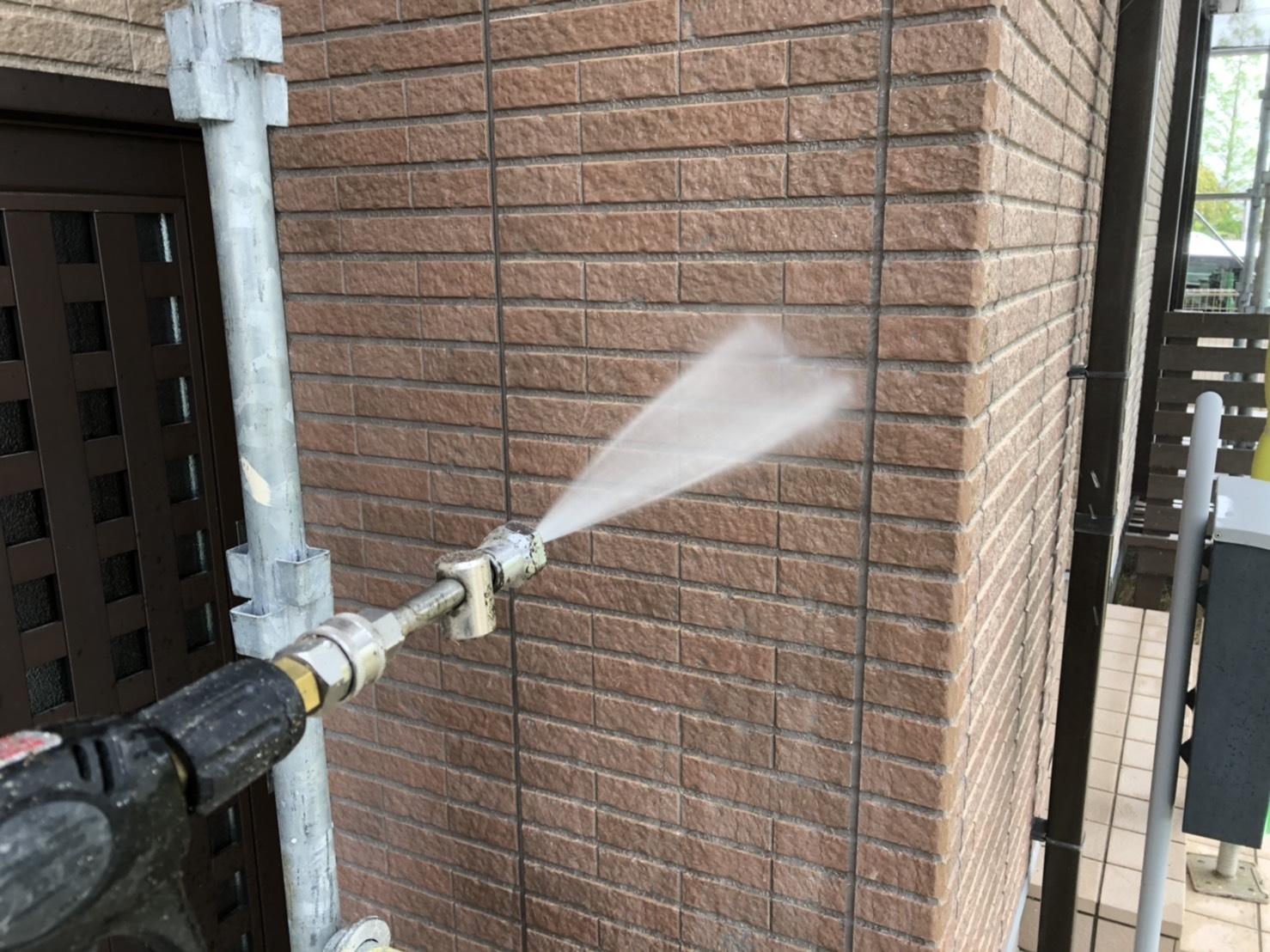 外壁塗装 佐賀 外壁 サイディングボード 塗装 高圧洗浄