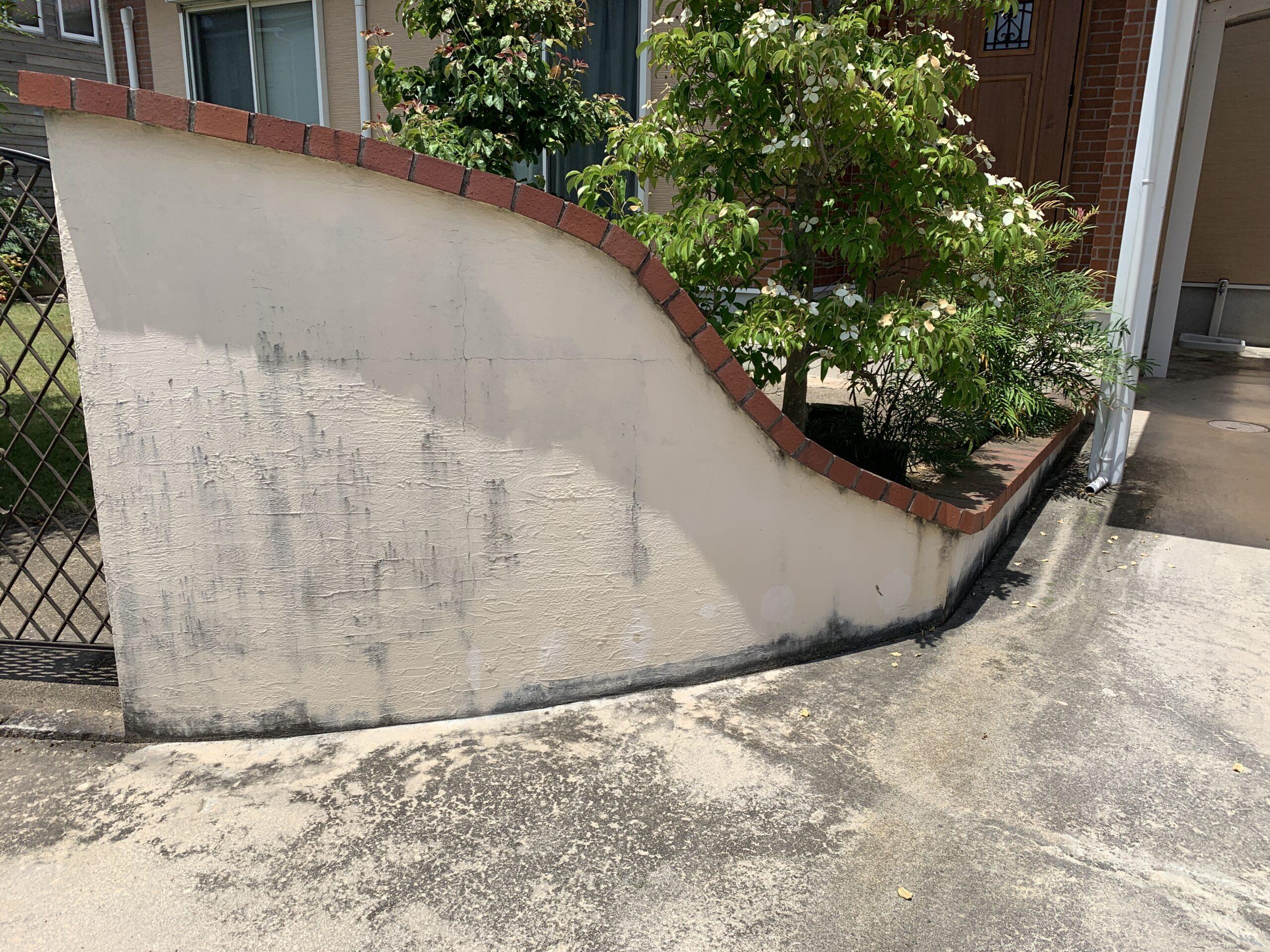 佐賀市 外壁塗装 塀 ひろし