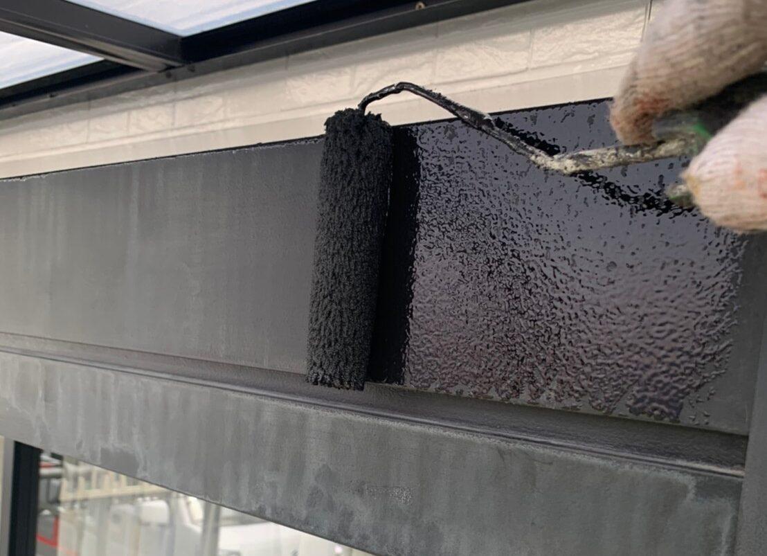 佐賀市 塗装 外壁塗装 サニー建設 雨戸