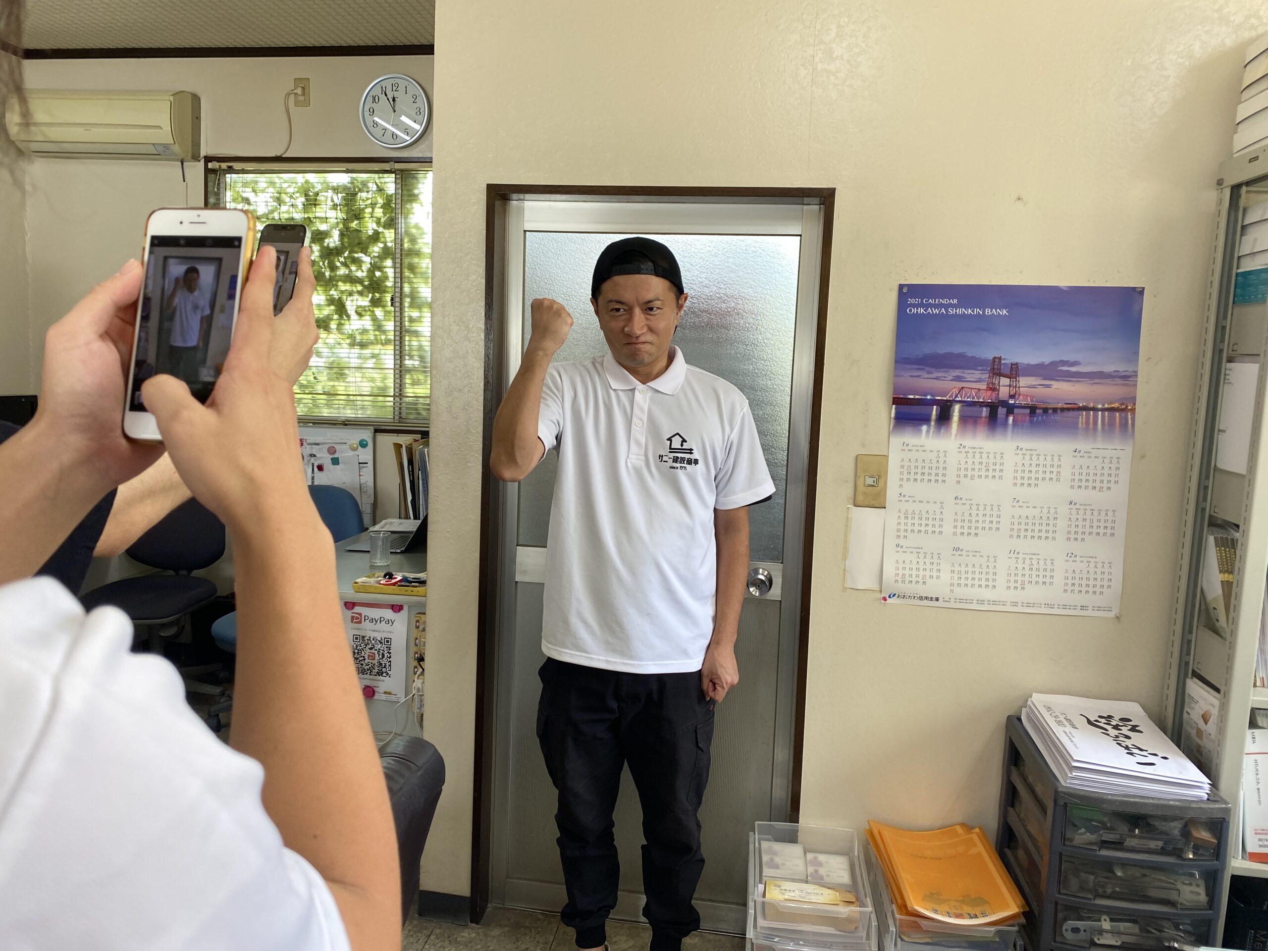 佐賀市 外壁塗装 サニー建設商事 さにけん サニケン 塗るばい ヒロシ 自己紹介シート