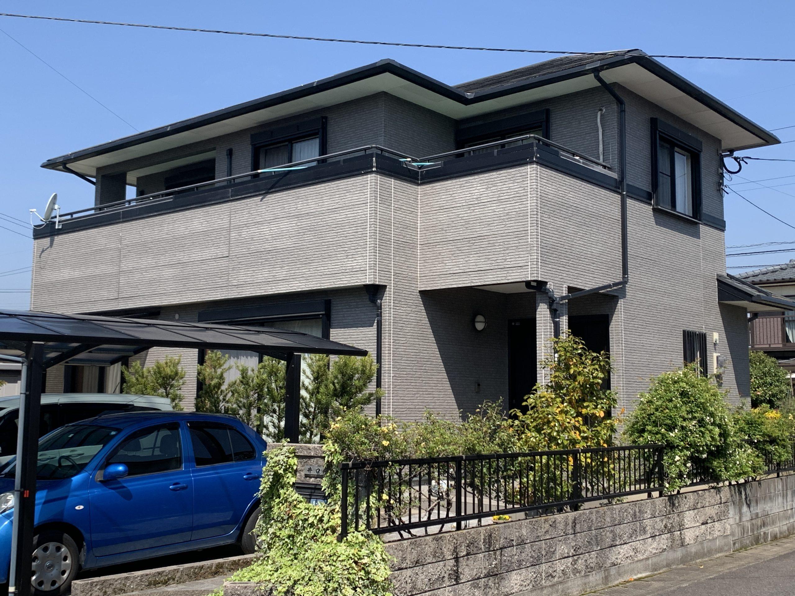 外壁塗装 佐賀 スレート屋根 コロニアル屋根