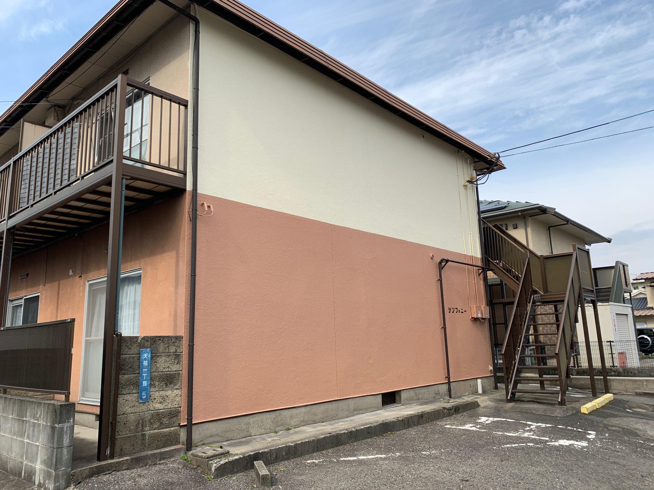 外壁塗装 佐賀 モルタル壁 補修 クラック ひび割れ