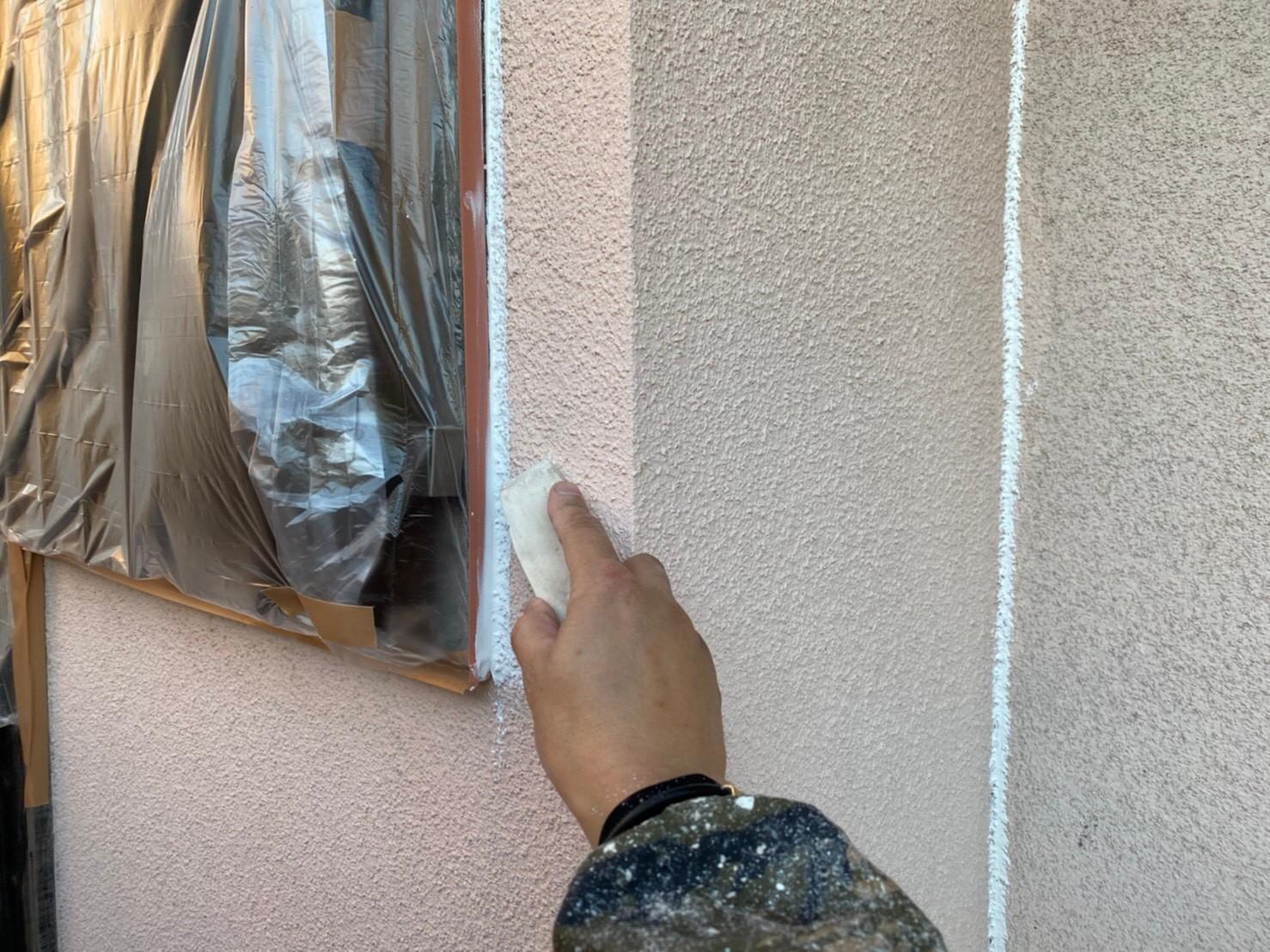 外壁塗装 佐賀 コーキング