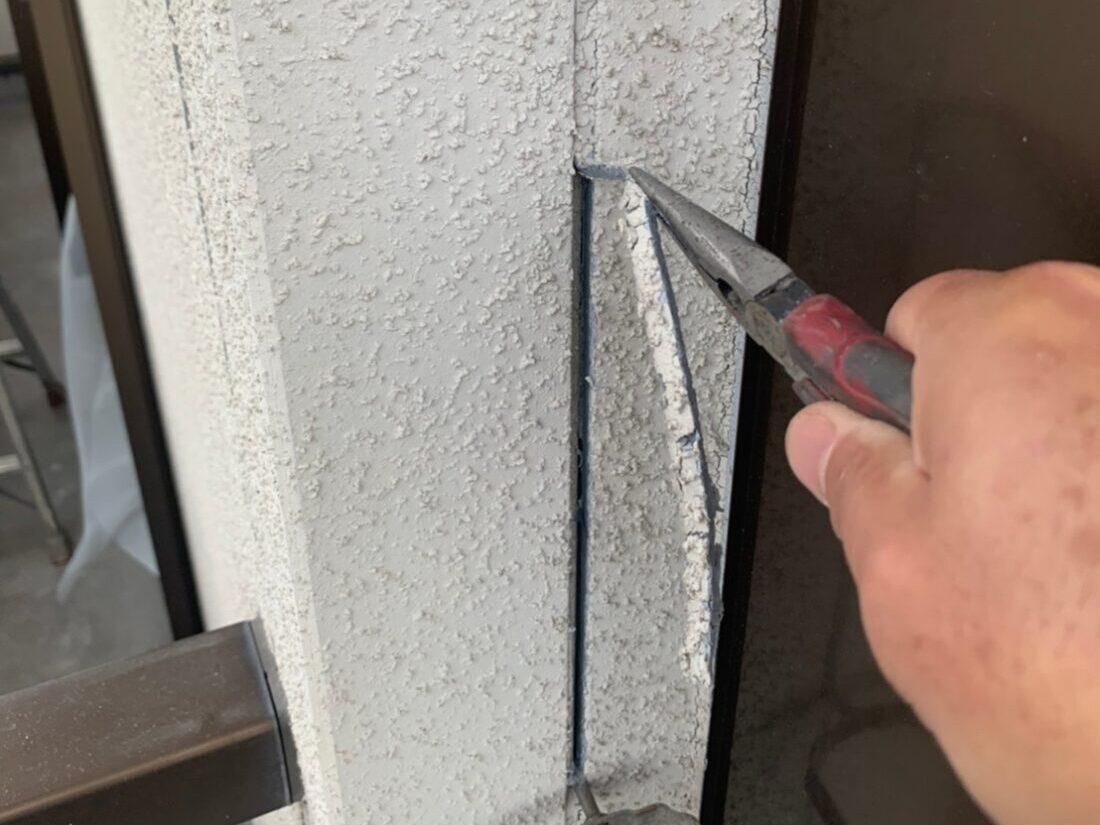 外壁塗装 佐賀 コーキング シーリング 打ち直し