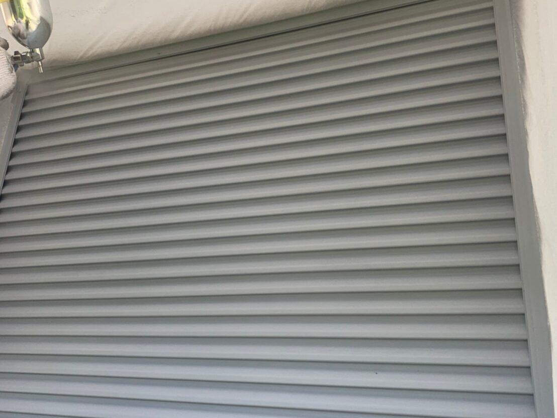 外壁塗装 佐賀 施工事例 付帯部 雨樋 塗装