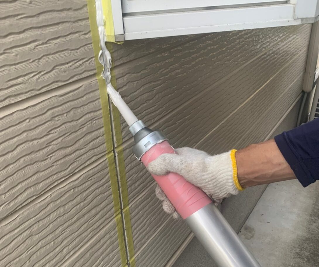 屋根 佐賀市 塗装 スレート屋根 外壁塗装 コーキング