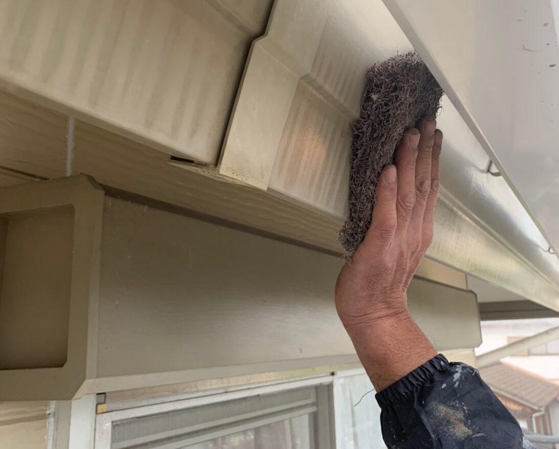 屋根 佐賀市 塗装 スレート屋根 外壁塗装 鼻隠