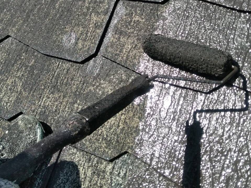 屋根塗装 佐賀市 塗るばい サニー建設商事