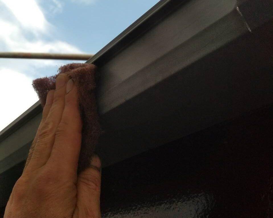 雨樋 塗装 佐賀市 塗るばい サニー建設商事