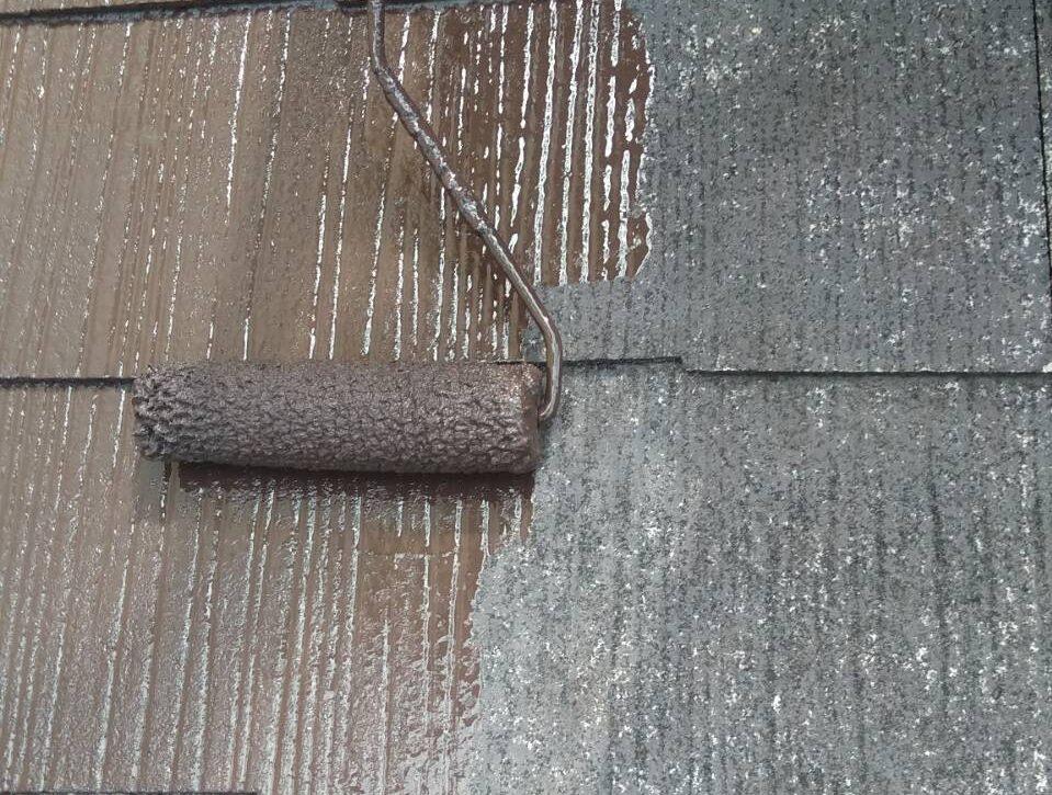 佐賀市 サニー建設商事 サニケン さにけん 塗るばい 屋根塗装 塗装 スレート